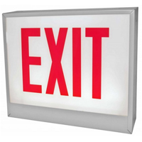 Orbit CESL-W-1-EB-E-N Chicago Approved Led Exit Sign