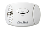 BRK Electronics CO605B, Plug-in CO Alarm with Battery Backup