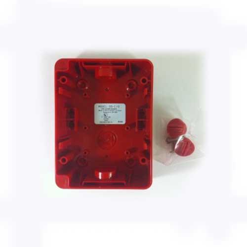 Fire-Lite Surface Mount Back Box