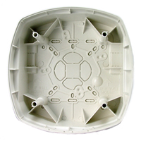 Gentex GBLP-W, Outdoor Speaker Back-Box , White