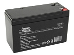 Power Patrol SLA1075, 12V/8 AH SLA Battery