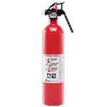 Kidde KN KGPlus-MTL, Kitchen/Garage Fire Extinguisher, 10-B:C, 2.9 lbs., Red