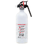 Kidde KN Mariner5-MTL, Marine Fire Extinguisher, 5-B:C, 2 lbs., White