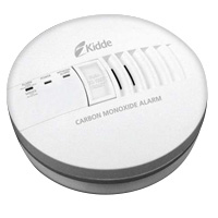 Kidde KN COB-iC, Carbon Monoxide Alarm, AC/DC wire-in w/ Battery Backup - Interconnectable