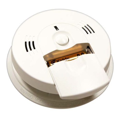 Kn Cosm Xrt Ba Dc Co Smoke Alarm Voice Warning