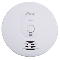 Kidde KN RF-SM-DC, Smoke Alarm, 9V DC RF Interconnect