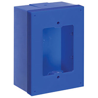 Blue Back Box & Spacer Kit for Stopper Stations
