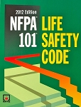 NFPA 101 (10112SB)- Life Safety Code Handbook, Soft Bound, 2012 Edition