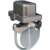 Potter VSR-F-EX-2, Vane-Type Waterflow Switch for 2-inch Steel Pipe, with Retard, SPDT Contact(s)