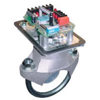 Potter VSR-FE2-2, Vane-Type Waterflow Switch for 2-inch Steel Pipe, with Retard, DPDT Contact(s)