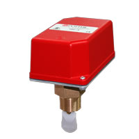 Potter VSR-S, Vane-Type Waterflow Switch for 1, 1-1/4, 1-1/2, 2-inch Plastic, Copper, Iron Pipe