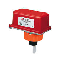 Potter VSR-ST, Vane-Type Waterflow Switch for 1, 1-1/4, 1-1/2, 2-inch Plastic, Copper, Iron Pipe