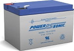 Power-Sonic PS12120 12V/12 AH Sealed Lead Acid (SLA) Battery