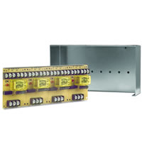 Space Age SSU MR-404/C, Multi-Voltage Series Relay with Test Button, 7-10A, DPDT, 4 Position