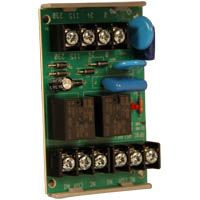 Space Age SSU MR-321/T, Low-Voltage, Low-Current, Opto-Isolated Relay, 7-10A, DPDT, 1-Position