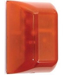STI SA5000A Select-Alert LED and Siren, Amber
