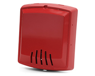 Wheelock Exceder 24VDC Horn, Model HNR, Wall-Mount, Red