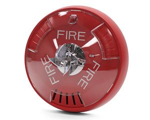 The Schumin Web » Wheelock NS-24110W  |Wheelock Fire Alarm Horn Strobe