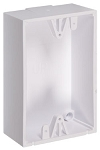 STI 71100AW White Backbox Kit for Select-Alert Only