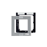 Urmet 1148/61 Module holder with frame for 1 module