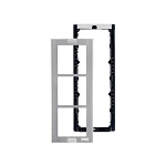 Urmet 1148/63 Module holder with frame for 3 modules