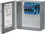 Altronix ACM4E Access Power Controller, 4 Fused Relay Outputs, FAI, BC100 Enclosure