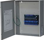 Altronix ACM8CBE Access Power Controller, 8 PTC Class 2 Relay Outputs, FAI, BC400 Enclosure
