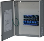 Altronix ACM8E Access Power Controller, 8 Fused Relay Outputs, FAI, BC400 Enclosure