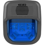 Macurco Horn Strobe Combo (Blue)