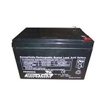 Ultratech 12-120, 12V, 12AH SLA Battery