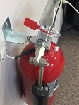 en-Gauge CO2 Extinguisher Collar Assembly