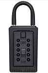 Kidde 001406 KeySafe Original Portable Push, black