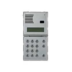 Urmet 1083/19 Sinthesi S2 digital call module with keypad for 2Voice system