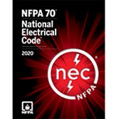 NFPA 70, 7020SB National Electrical Code (NEC) Softbound (2020)