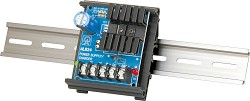 Altronix DPS1 Linear Power Supply Charger, Single Class 2 Output,6/12/24VDC @ 1.2A, 16 to 24VAC, Includes ST3 for DIN Rail Mounting
