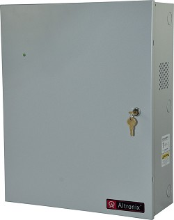 Altronix MAXFIT5FE Single Power Supply Expandable Power Systems, 12VDC @ 10A. BC750 Enclosure