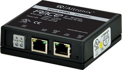 Altronix PACE1PRD  Long Range Ethernet Single Port Receiver, 100Mbps, Passes PoE/PoE+/Hi-PoE 60W, Used w/ eBridge200WPM