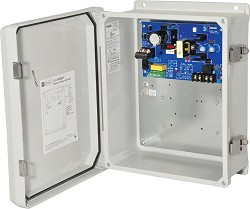 Altronix WAYPOINT3  Power Supply/Charger, Outdoor, Single Output 12/24VDC @ 2.5A, 115/220VAC, WP3 Enclosure