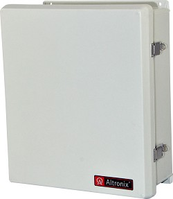 Altronix WP2  NEMA Rated Outdoor Power Supply/Battery Enclosure