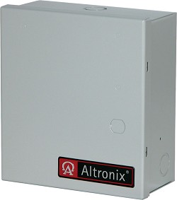 Altronix ACM4CBE Access Power Controller, 4 PTC Class 2 Relay Outputs, FAI, BC100 Enclosure