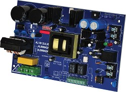 Altronix AL1012ULXB Power Supply Charger, Single Fused Output, 12VDC @ 10A, 115VAC, Board