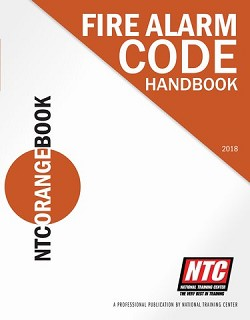NTC Fire Alarm Code Handbook (Orange)
