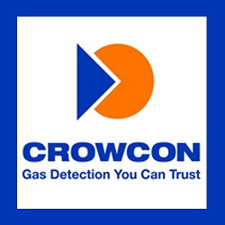 "Crowcon GP-BMP-00 GasPro bump test kit: No gas. Includes hard shell case w. foam insert, 0.5 lpm regulator, 1 ea. AC0201, Kit code ""-KB0"""