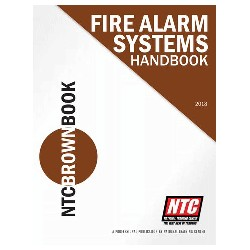 NTC FIREBOOK Fire Alarm Systems Design and Installation (Brown)