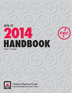 NFPA 70: National Electrical Code (NEC) Handbook, 2014 Edition