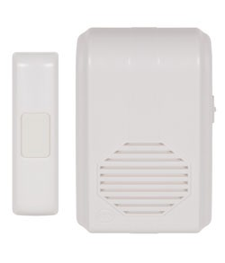 STI-3350, Wireless Doorbell Button with Chime