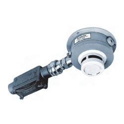 Edwards Photoelectric Smoke Detector for Adverse Locations
