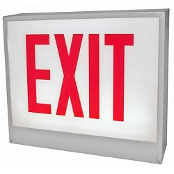 Orbit CESL-W-2-EB-E-N Chicago Approved Led Exit Sign