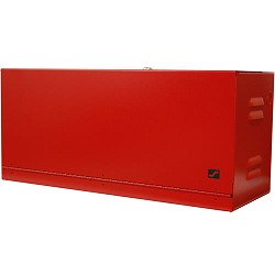 Space Age Electronics SSU00500, BCA Battery Cabinet, Red Finish