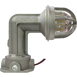 Potter LSEX-24WMC, Wall-Mount Explosion-Proof Strobe, 24VDC, Clear Lens